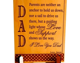 Gift from Son to Dad,Personalized Fathers' Day Gift,Custom Dad Appreciation Gift,Gift to Daddy,To my Awesome Dad,Thank You Father Gift.