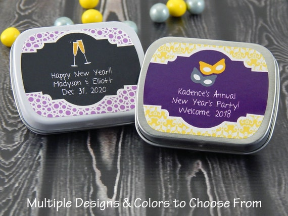 New Years Eve Favors New Years Eve Wedding by ...