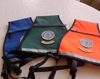 Service Dog Vests