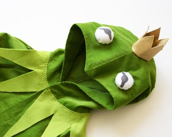 Frog Costume, Froschkönig