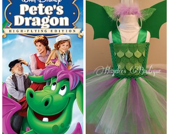 Pete's Dragon Disney Tutu Dress