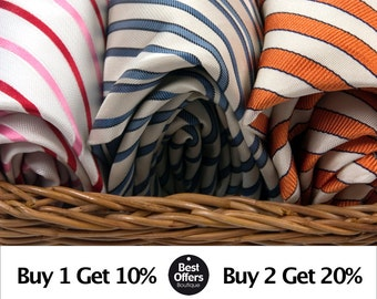 Discount Coupons, Sale, By 1 Get 10PerCent, By 2 Get 20PerCent, Discount Code, Sale Code, Neckties
