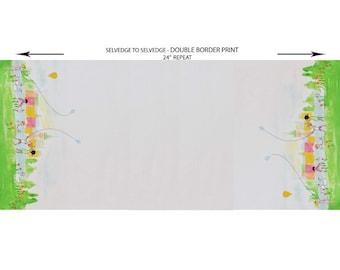 Sommer - Sommer Panel Double Border - Sarah Jane - Michael Miller (DC7052-SUMM-D)