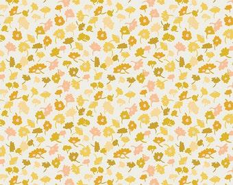 Essentials II - Delicate Femme Gold - Pat Bravo - Art Gallery Fabrics (ESS-II-355)