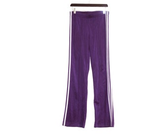 80s vintage ADIDAS pants / Adidas women trousers / XS