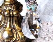 Crystal nacre & swarovski