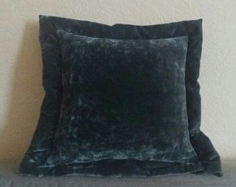 Handmade Silk Velvet Cushion Cover
