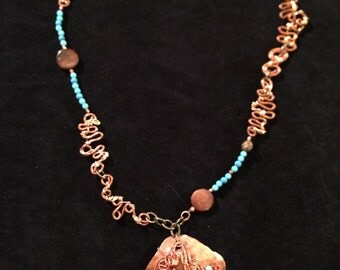 Copper Jewelry Handmade