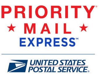US Priority Express Shipping