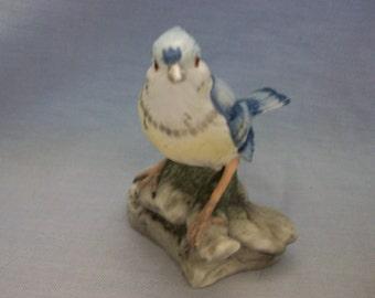 Arnart Blue Jay Ceramic Bird Figurine