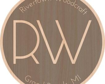 RW Sticker