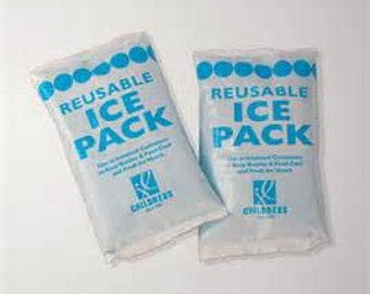 ICE PACK--RECOMMENDED One Ice Pack per Dozen Ordered --Warm Weather Shipping for Chocolate items