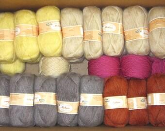 Yarn - Box o' yarn & more - Price reduced
