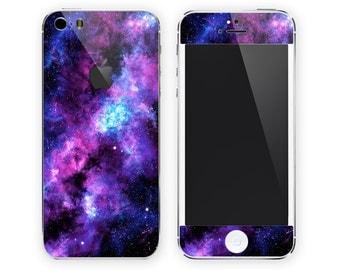 iPhone Case Alternative iPhone Skin iPhone Decal iPhone Sticker for iPhone 4 iPhone 4s iPhone 5 iPhone 5c iPhone 5s Stardust Galaxy