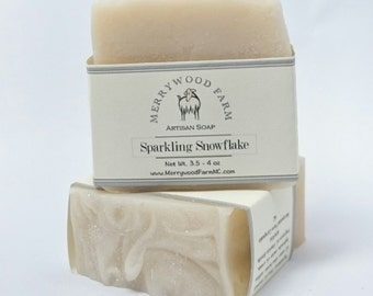 Olive Oil Soap-Holiday Soap-Jabones - Artisan Soap-Cristmas in July-Handmade -Shea Butter Soap