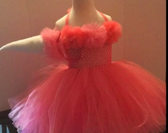 cotton candy tutu etsy