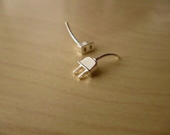 Plug & Outlet Earrings
