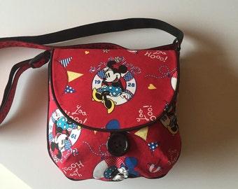 cross body bag, shoulder bag, adjustable strap, disney theme