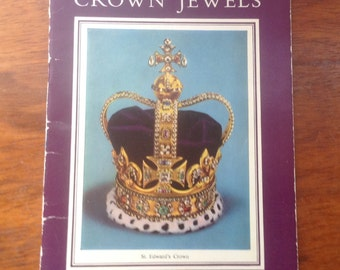 The Crown Jewels Official Guide  1960