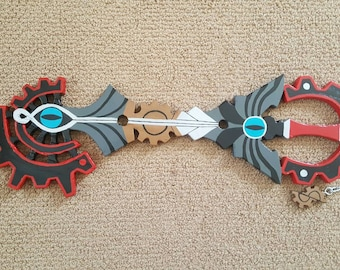 Kingdom Hearts Keyblade Replica: Void Gear, Birth by Sleep