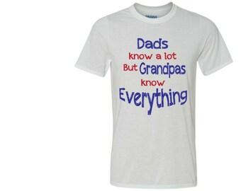 Custom Grandpa shirts