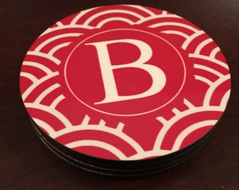 Coasters (Set of 4) / Personalized Coasters