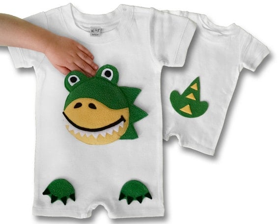 baby dinosaur clothes