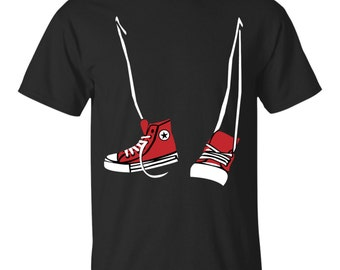 Mens Step Brothers Inspired Sneakers T-Shirt