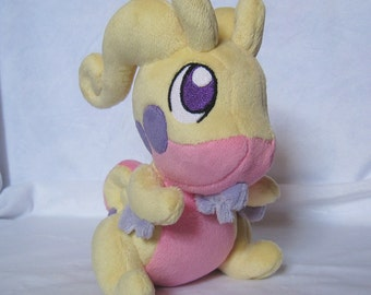 Shiny Goodra Handmade Pokemon Plush