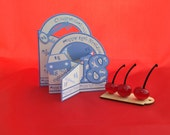 Boys 18th birthday 3D cascade card key travel car