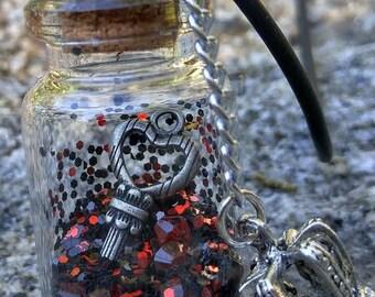 Fairy Royals Wishing Bottle