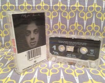 Piano Man by Billy Joel Cassette Tape rock