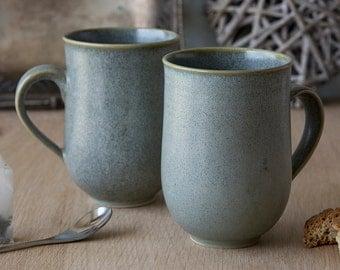 The Great Ceramic Mug For Sarting Your Morning / Stoneware Mugs / Hand Thrown Mug / 10oz Mug