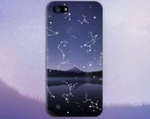 Astronomy Star Gazing x Mountain Lake Phone Case for iPhone 6 6 Plus iPhone 7 5s 5c 4 4s Samsung Galaxy s7 edge s6 and Note 7 5 4 3