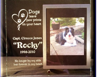 httpsimg1etsystaticcom12909164172il_340x2 - Dog Memorial Frame