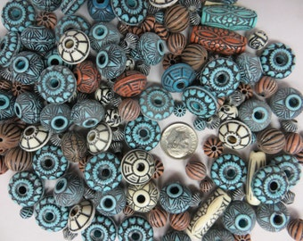 ethnic/tribal/exotic beads