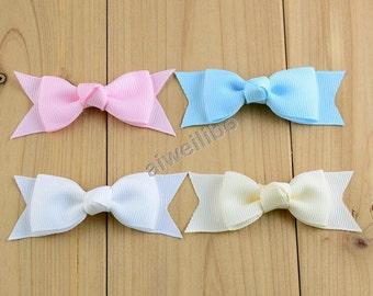 Satin Ribbons Bow. Embellishment,DIY Hair Accessories