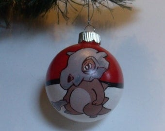 Pokemon Cubone Ornament