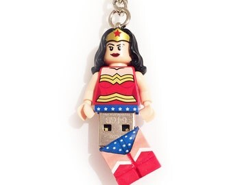 Wonder Woman Usb | Etsy