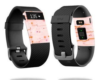 Skin Decal Wrap for Fitbit Blaze, Charge, Charge HR, Surge Watch cover sticker Shocked