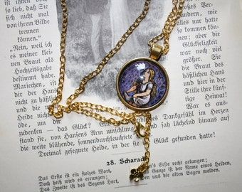 Necklace with Locket - Sterntaler - amulet