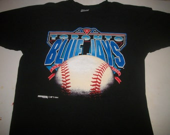 TORONTO BLUE JAYS baseball team shirt 1994