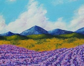 Lavender In Provence (ORIGINAL DIGITAL DOWNLOAD) by Mike Kraus