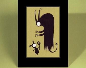 Ink Creatures!