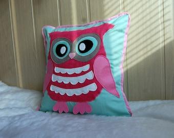 Pillow owl pillow gift toy pillows children