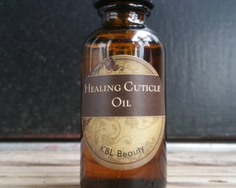Healing Cuticle Oil