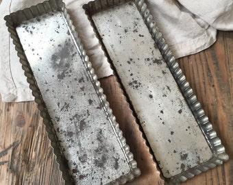 FLASH SALE- Vintage Rectangular Baking Tin