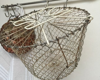 Vintage Kitchen Basket