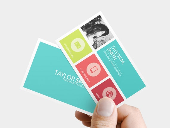Business Card Template Printable Business Card Diy Business