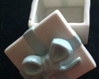 Darling Little Gift Box Trinket Box